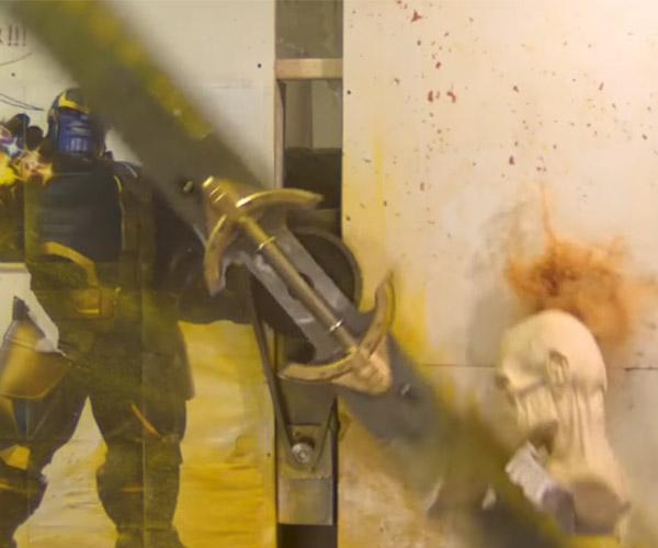 Thanos Sword Blender