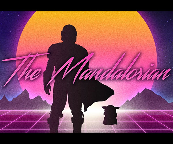The Mandalorian: '80s Style