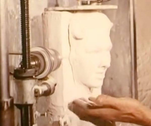 The Robot Sculptor