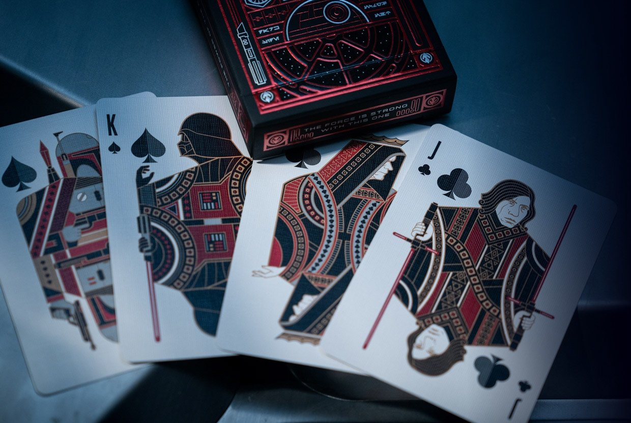 Theory11 x Star Wars Playing Cards