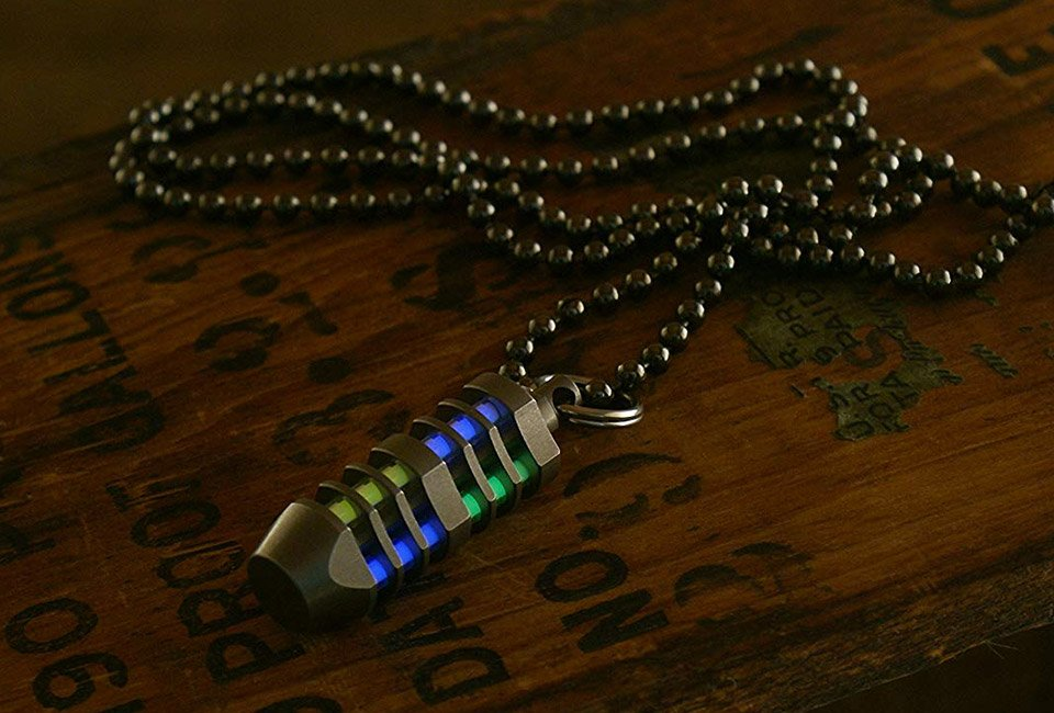 Isotope Triode Key Fob