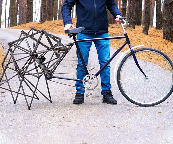 Walking Bicycle 2.0