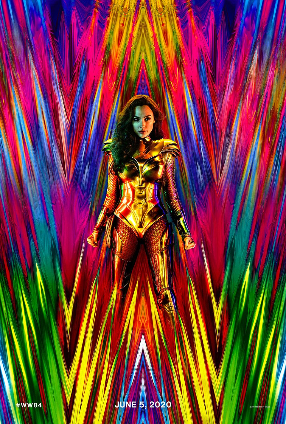 Wonder Woman 1984 (Trailer)