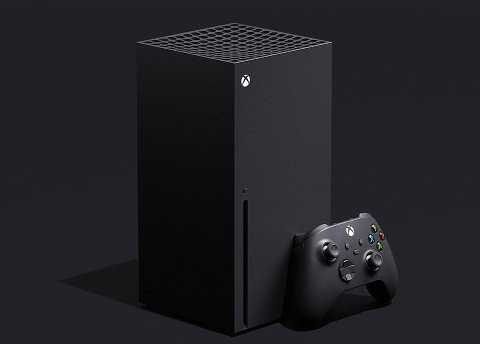 Xbox Series X (Teaser)
