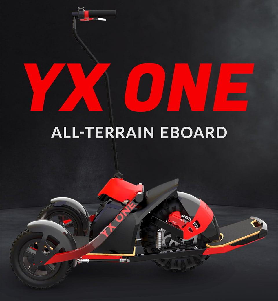 YX ONE All-Terrain Board