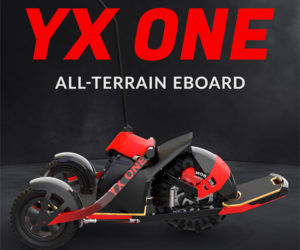 YX ONE All-Terrain Board