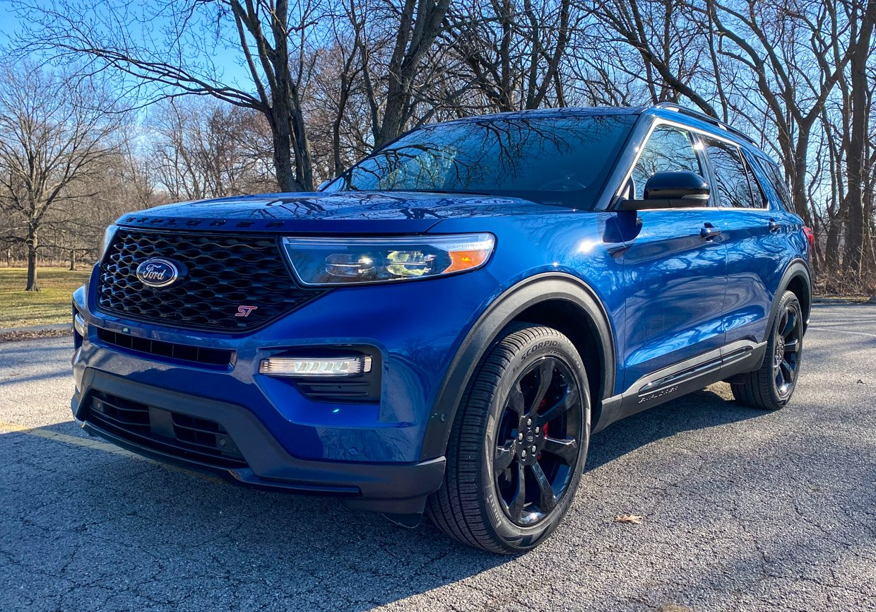 Driven: 2020 Ford Explorer ST