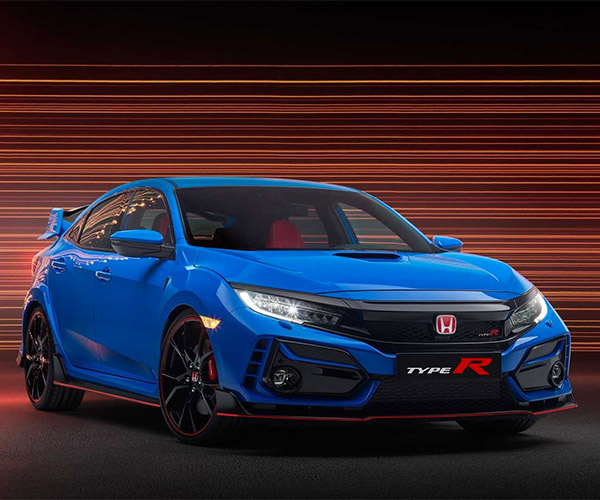 2020 Honda Civic Type-R