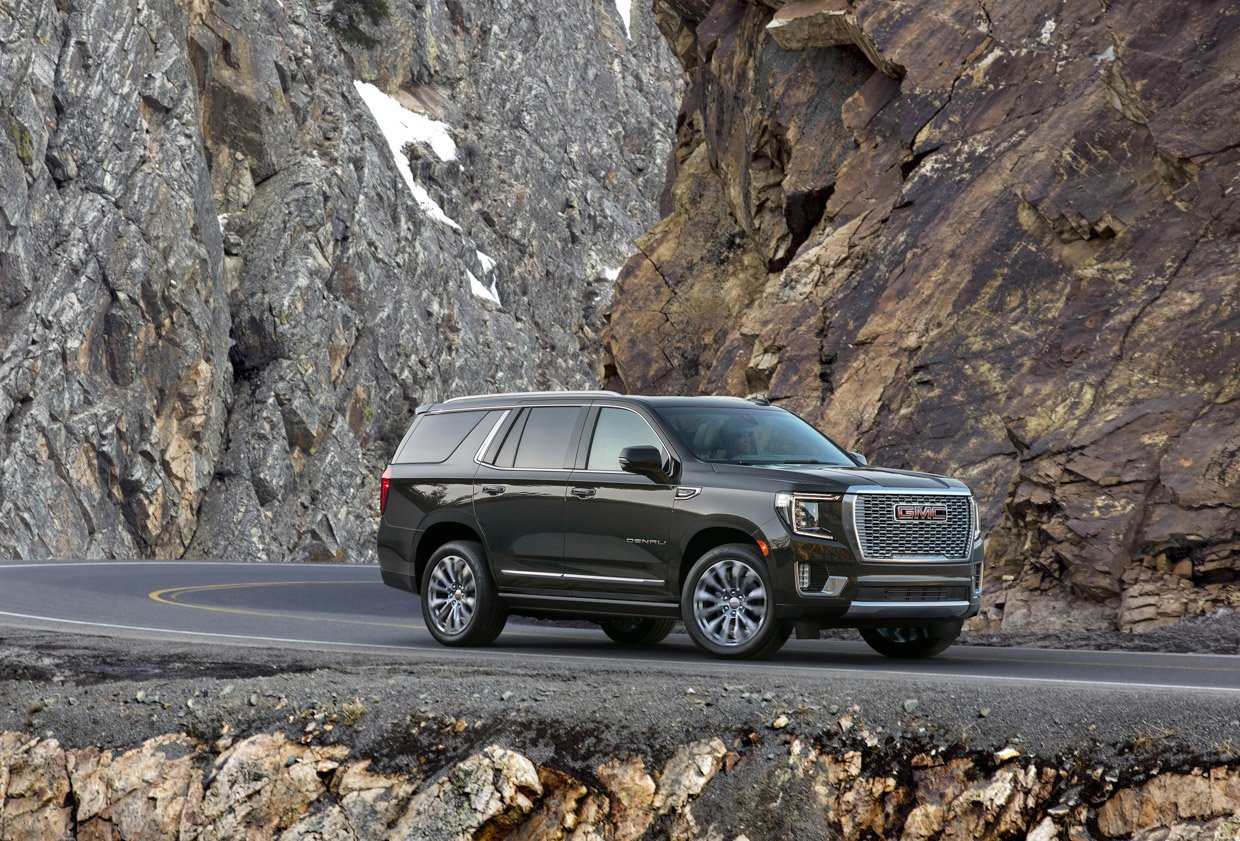 2021 gmc yukon is a big upgrade to gmc's biggest suvs