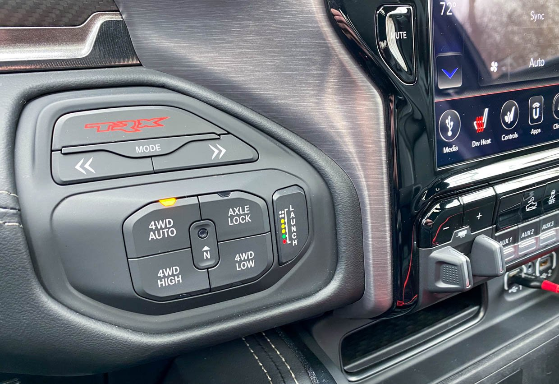 Driven: 2021 Ram 1500 TRX