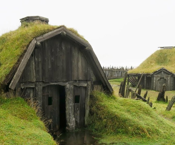 Abandoned Iceland Movie Set