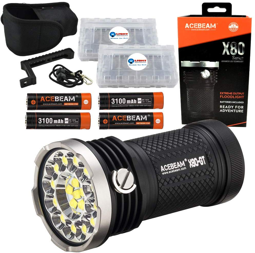 Acebeam X80-GT Flashlight