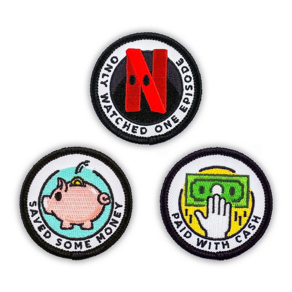 Adulting Merit Badges