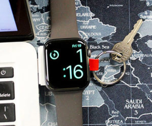 Keychain Apple Watch Charger