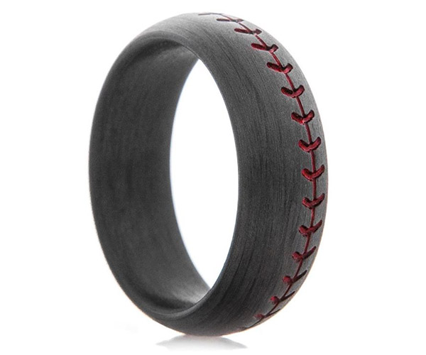Carbon Fiber Baseball Ring