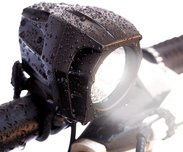 Bright Eyes Helios Bike Headlight