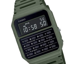 Casio Data Bank Resin Watches
