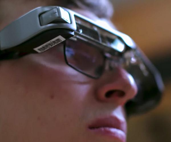 Closed Caption Smart Glasses