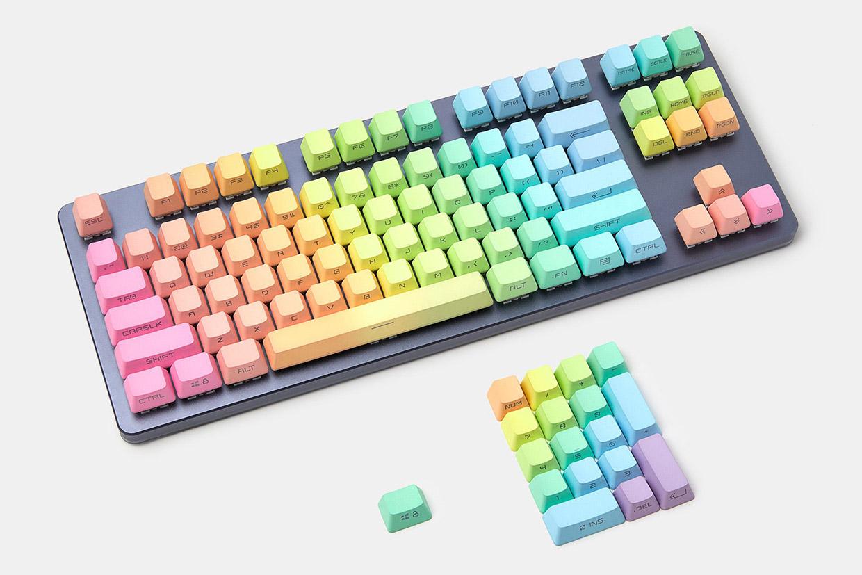 NPKC Gradient Keycap Sets