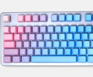 NPKC Gradient Keycap Sets