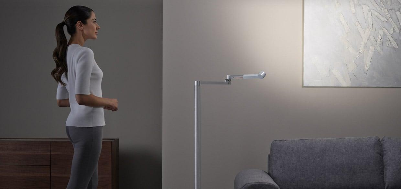 Dyson Lightcycle Morph Lamp