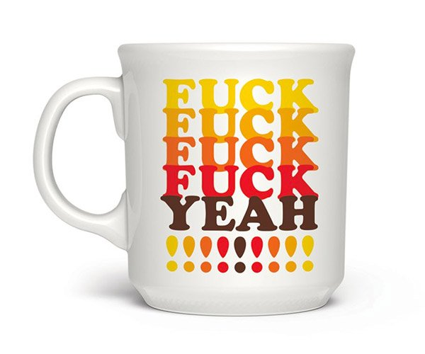 F'Yeah Mug