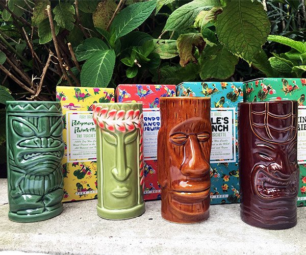 Fury Bros. Tiki Torchettes