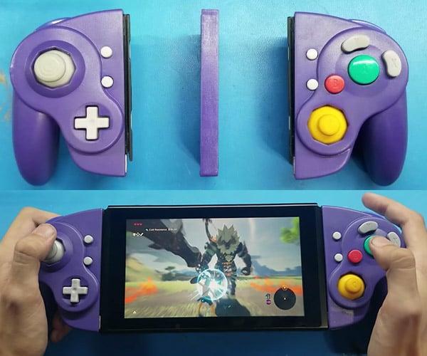 GameCube Joy-Con Mod