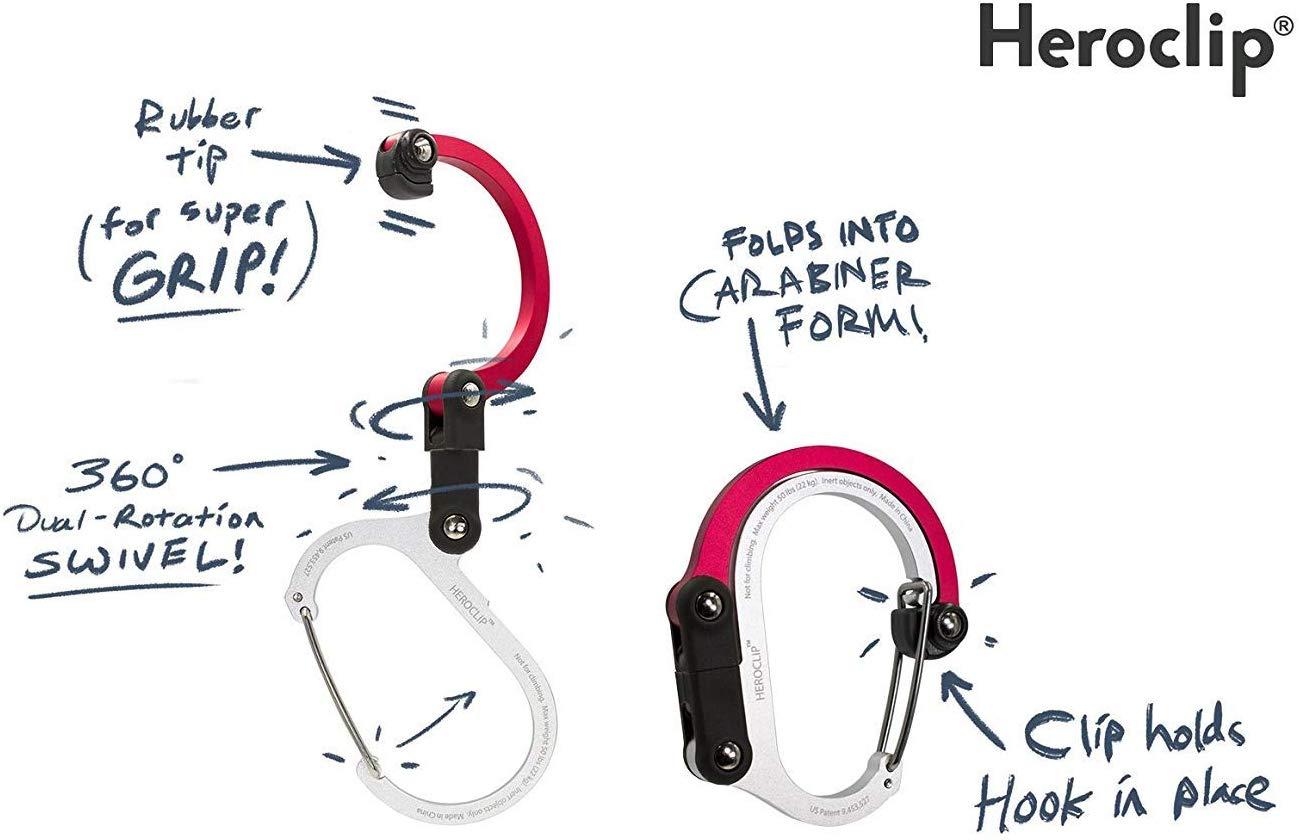 Heroclip 3-Pack