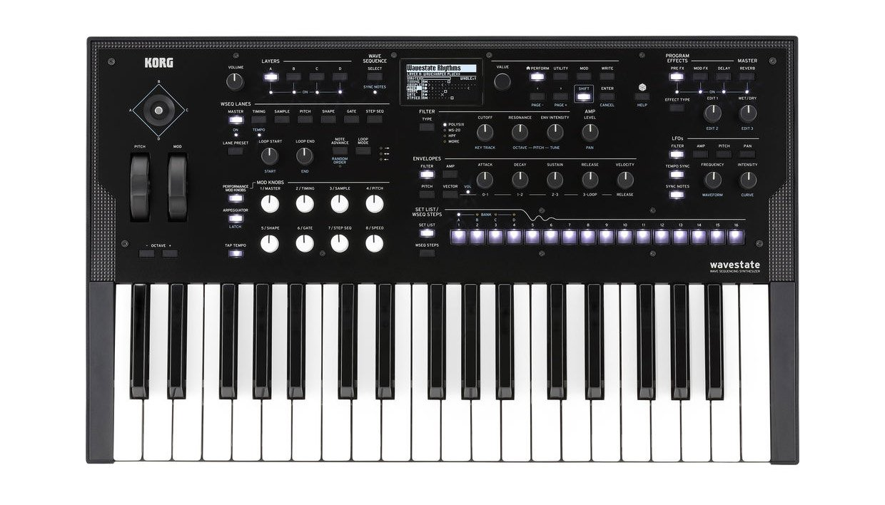 Korg Wavestate Synthesizer