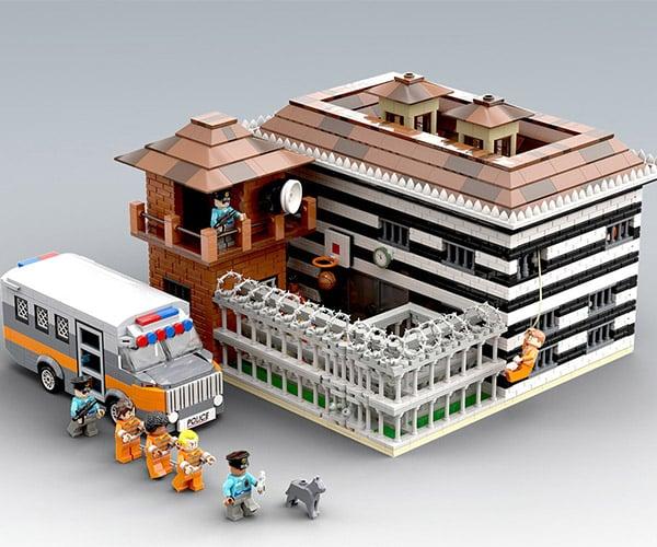 LEGO Maximum Security Prison