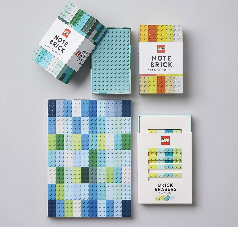 LEGO Note Bricks
