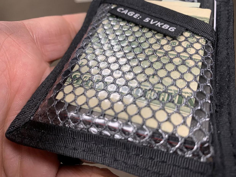 Maratac Dyneema Card Wallet