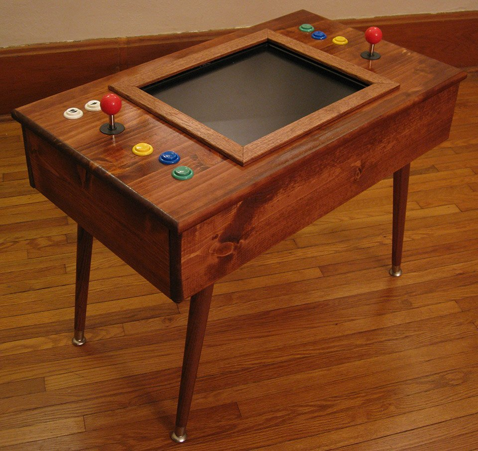 No Quarter Arcade Tables