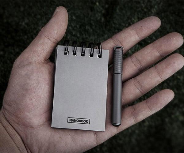 Nanobook 2.0 Titanium Notebooks