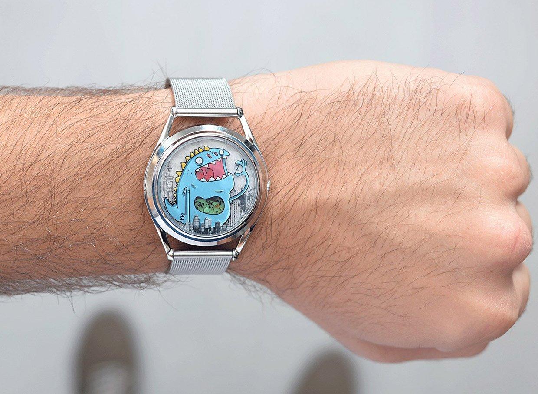 Number Cruncher Watch