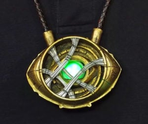 DIY Eye of Agamotto