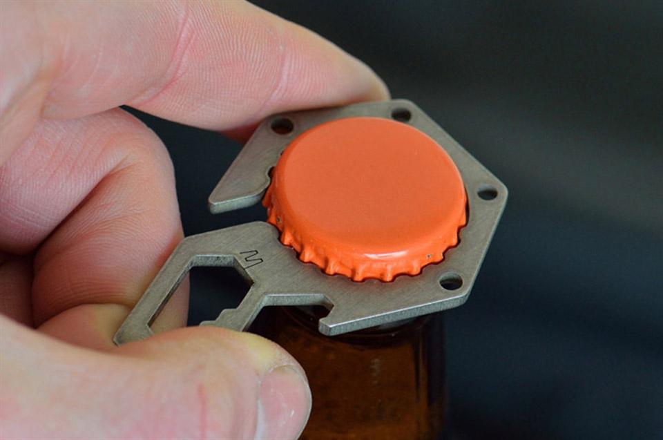 Enigma Titanium Pocket Tool