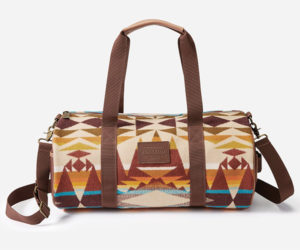Pendleton Crested Butte Gym Bag