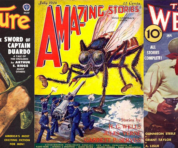 The Pulp Magazine Archive