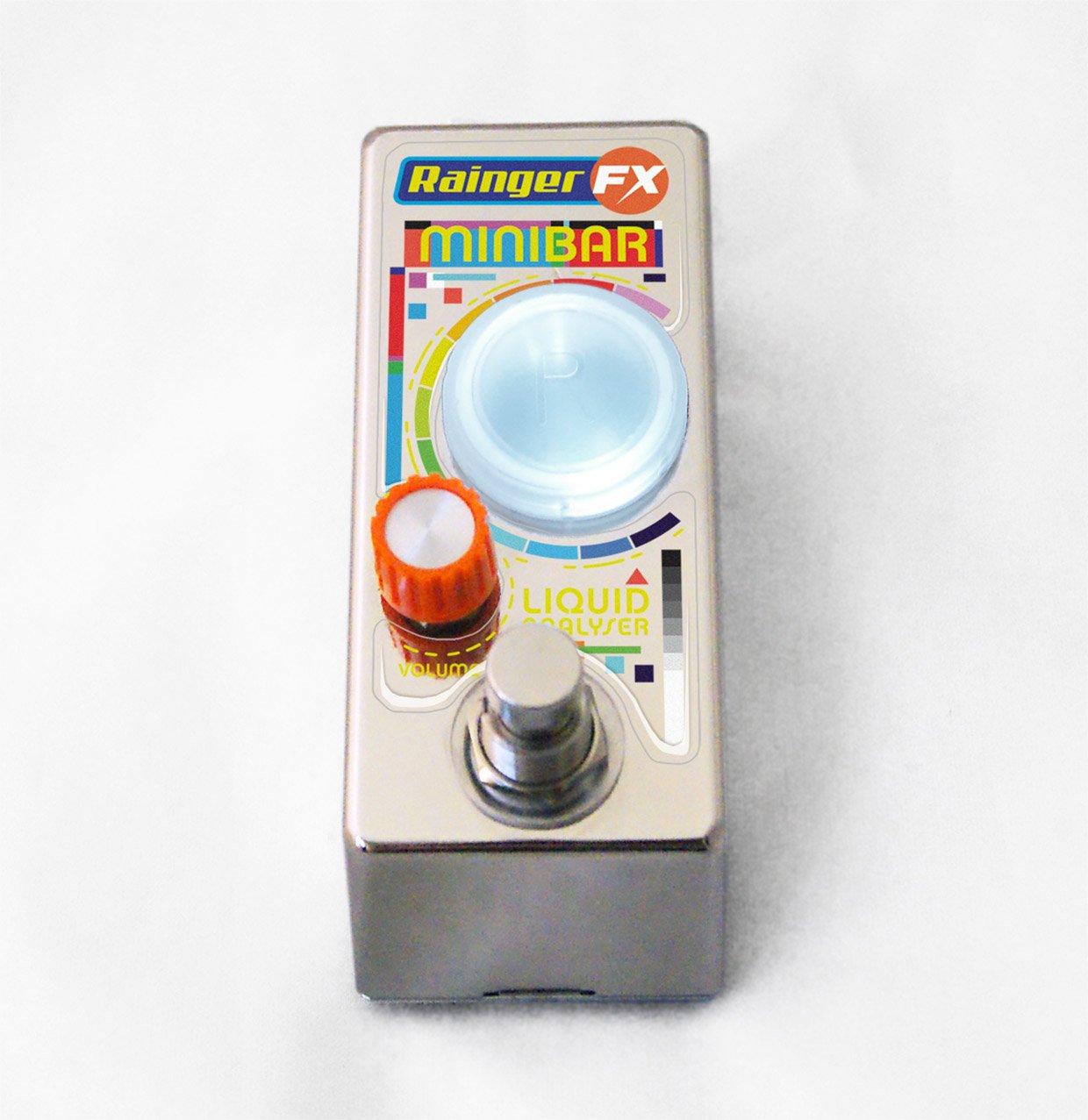 Rainger FX Minibar Stomp Pedal