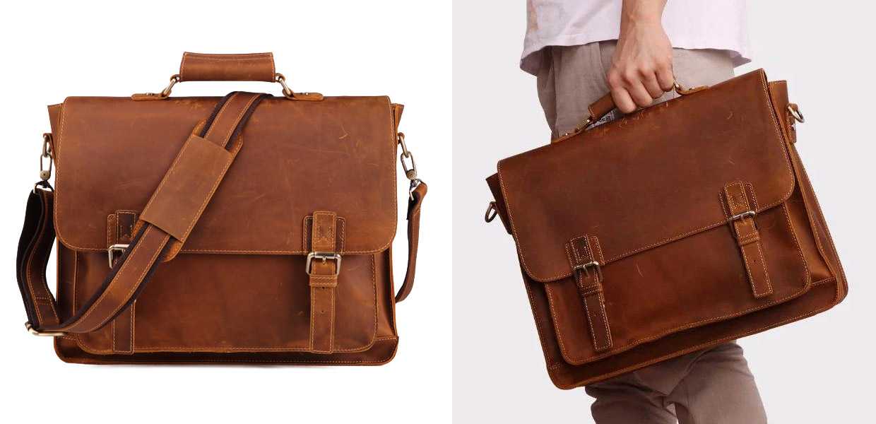 The Daily Leather Messenger