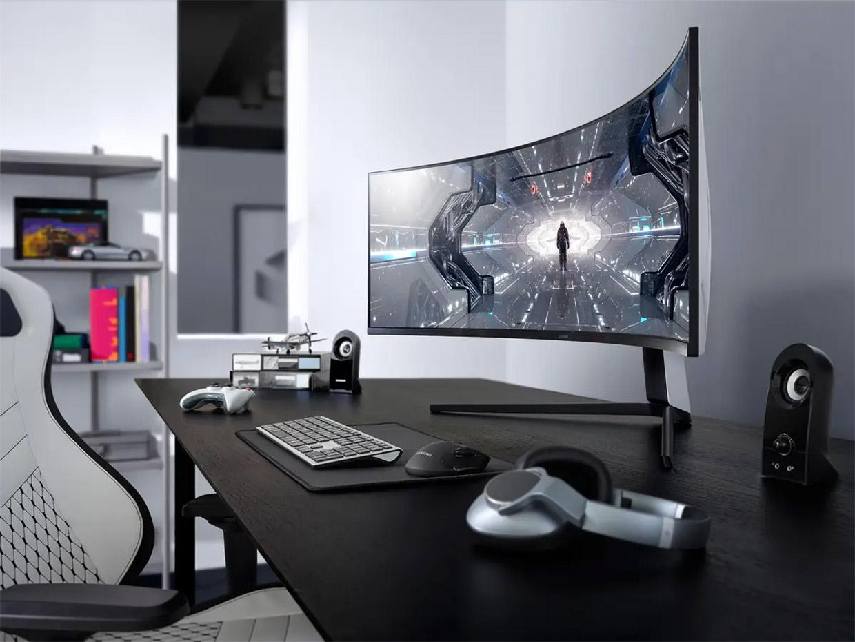 Samsung Odyssey G9 Display