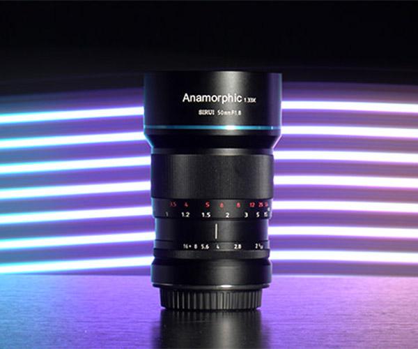 Sirui Anamorphic APS-C Lens