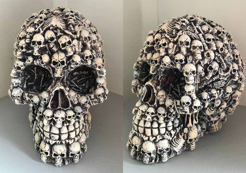 Skull of Skulls Sculpture