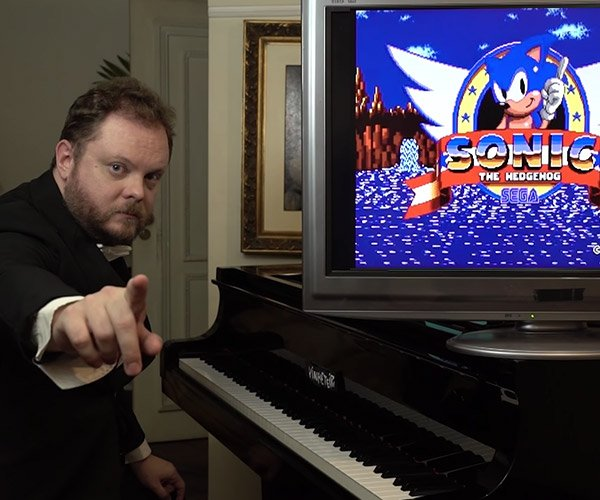 Sonic Sounds on Piano