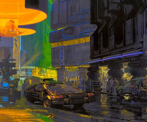 Syd Mead: A Visual Retrospective
