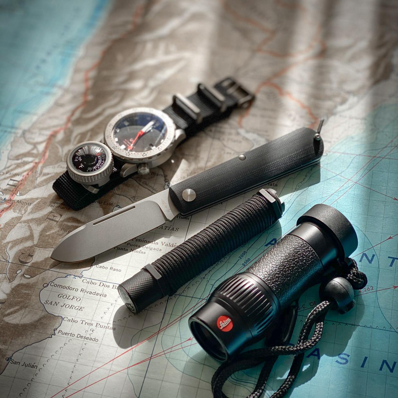 Terrain Otter Slip Joint Knife