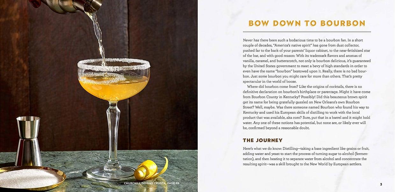 The Big Book of Bourbon Cocktails