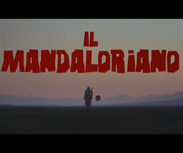 Spaghetti Western Mandalorian